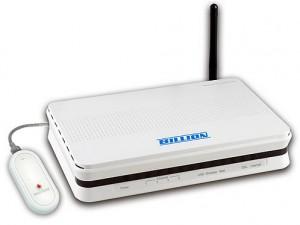 Router de Internet bajo costo